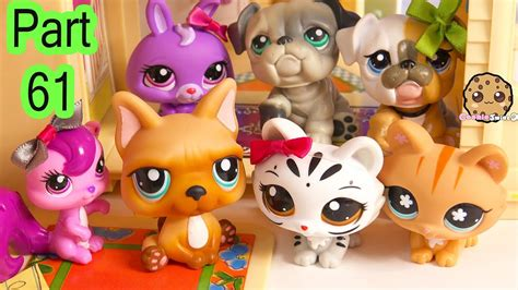 lps mommies marry  part  littlest pet shop series