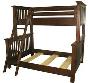 twin over queen bunk bed plans bed plans diy blueprints