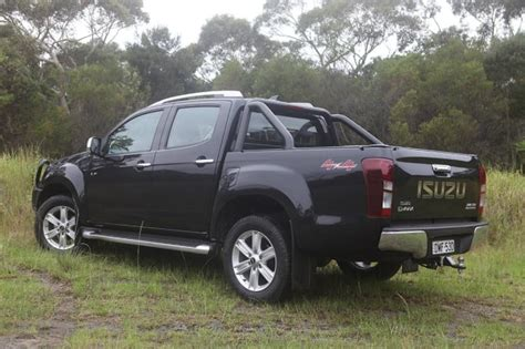 Isuzu D Max Backgrounds by Isuzu D Max Ls T 2017 Review Carsguide