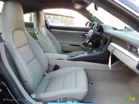 porsche agate grey interior agate grey pebble grey interior 2013 porsche 911 carrera s