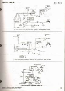 John Deere Lawn Tractor Engine Diagram