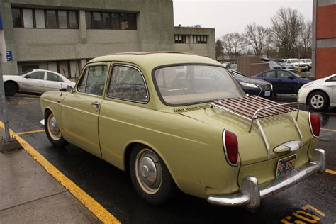1962 Volkswagen Type 3 Notchback