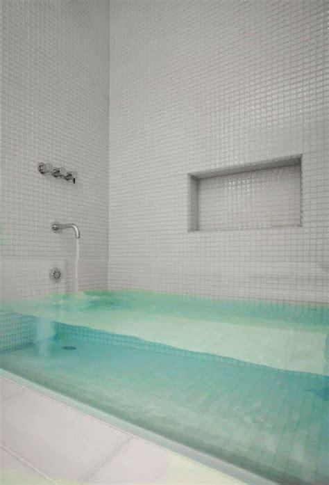badewanne aus glas einzigartige badewanne designs die sie noch nicht kennen