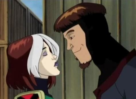 X-men Evolution Images Rogue And Gambit Wallpaper And