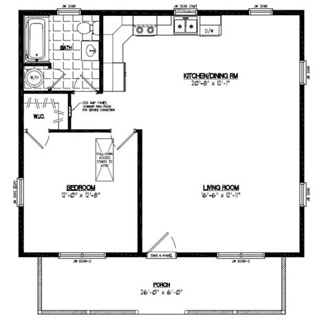 30 x 30 cottage floor plans 24 x 40 house floor plans with loft studio design