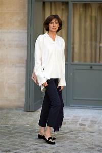 Ines De La Fressange : celebrity style steal ines de la fressange fountainof30 ~ A.2002-acura-tl-radio.info Haus und Dekorationen