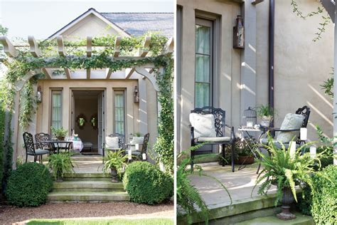 Furnishing Outdoor Spaces Like Garden Rooms  The Cottage