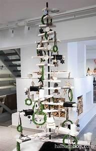 Weihnachtsbaum Aus Holzlatten : weihnachtsbaum mal anders alternativen zum klassiker halbachblog ~ Markanthonyermac.com Haus und Dekorationen