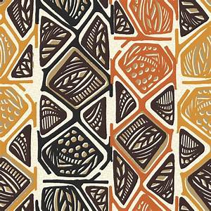 12 African-Inspired Textiles | Africans, African masks and ...