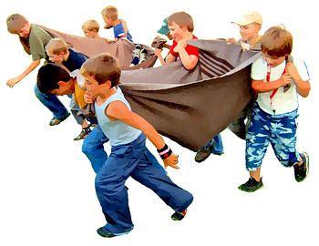 outdoor spiele für gruppen mannschaftsspiele teamspiele