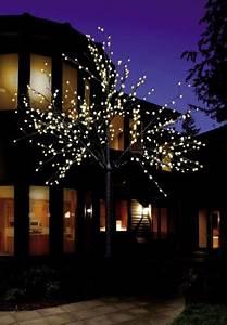 Led Baum Innen : led baum lichterbaum beleuchtet wei lichterzweig lichterkette weihnachtsbaum 220 cm 500 led der ~ Sanjose-hotels-ca.com Haus und Dekorationen