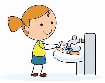 Hands Wash Clipart Kid Clip Clipartix