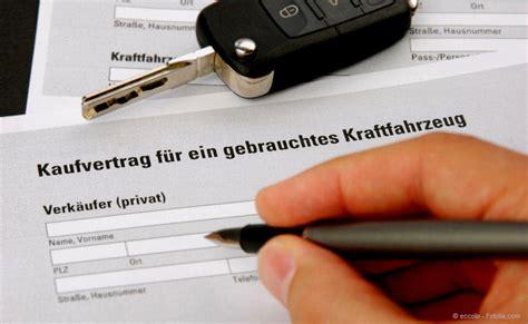 autoverkauf durch richtige vorbereitung kein geld