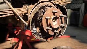 How To Drum Brake Installation 2002 Dodge Dakota