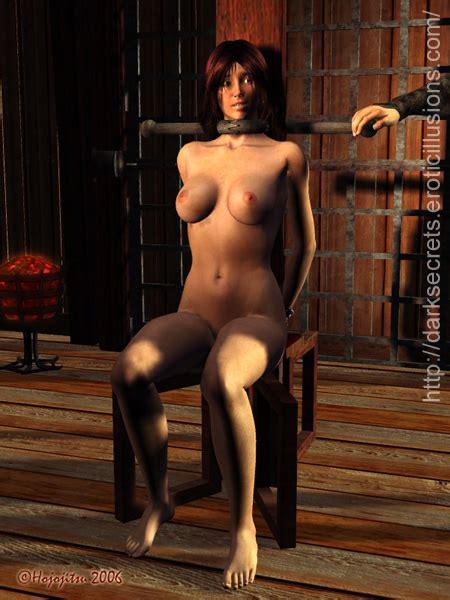 Dark Secrets Erotic Art By Hojojitsu