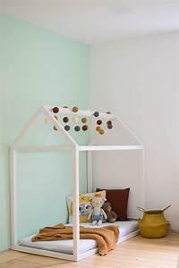 Kinderbett Haus 90x200 : kinderbett haus selber bauen ~ Indierocktalk.com Haus und Dekorationen