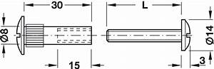Verbindungsschraube Mit Hülse : verbindungsschraube mit gewinde m6 kreuzschlitz pz2 und flachklinge ger ndelt stahl online ~ Frokenaadalensverden.com Haus und Dekorationen