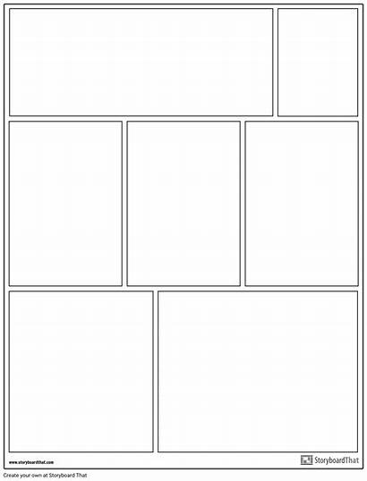 Novel Graphic Create Own Layout Worksheet Template