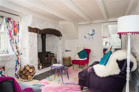 couleur de chambre à coucher deco cottage anglais ou dépaysement total au cœur du