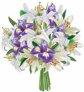 Bouquet flowers PNG