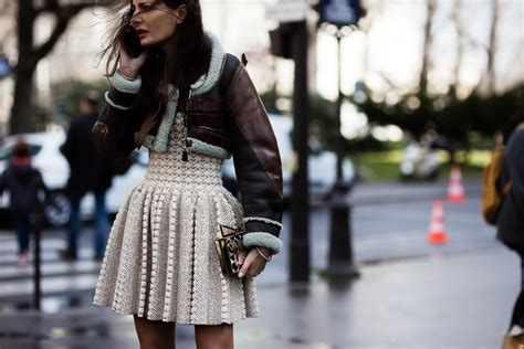 Giovanna Battaglia Pfw Fallwinter 2016 2017 Street Style