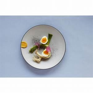 Assiette De Présentation : assiette de pr sentation en c ramique ~ Teatrodelosmanantiales.com Idées de Décoration