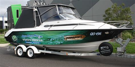 Boat And Car Wraps by Boat Wraps Signage