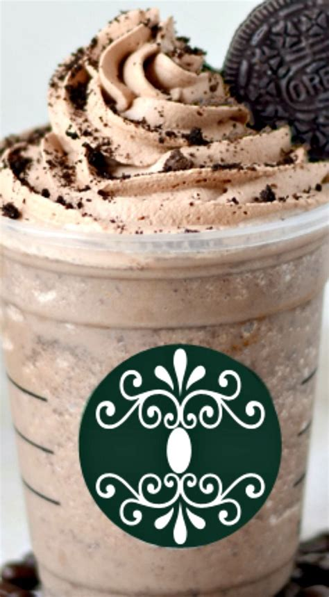 You can access the recipe. Mocha Cookie Frozen Coffee | Recipe | Frozen coffee, Starbucks recipes, Frozen coffee drinks