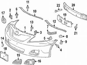 2010 Toyota Camry Parts