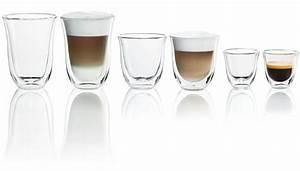 Glas Online Bestellen Günstig : delonghi cappuccino tassen aus glas 2er set dbwallcapp g nstig im online shop kaufen ~ Indierocktalk.com Haus und Dekorationen
