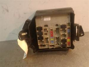 Used Renault Clio Iii  Br  Cr  1 5 Dci 70 Fuse Box - 8200674661