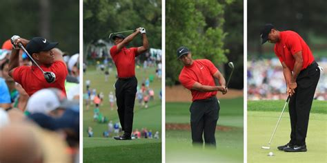 Masters 2020: How Tiger Woods plays every hole at Augusta ...