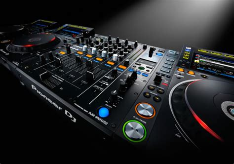 pioneer reveals  nxs   dj gear magnetic magazine