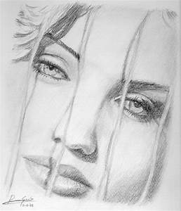 Pencil Drawings of Famous Celebrities