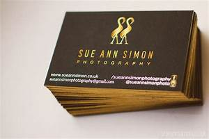 Moo luxe business cards review diy gold foil edge for Moo gold foil business cards