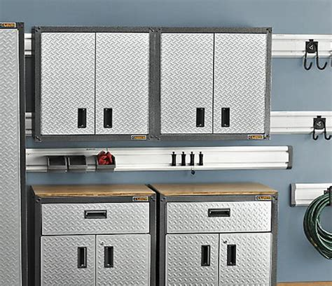 Gladiator Wall Cabinet 28 by Gladiator 28 X 28 Steel Garage Wall Cabinet Only 49 50