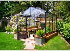 Homemade greenhouse ideas