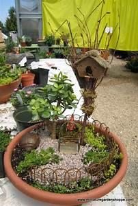 Jardines en miniatura increibles - Decorar Hogar
