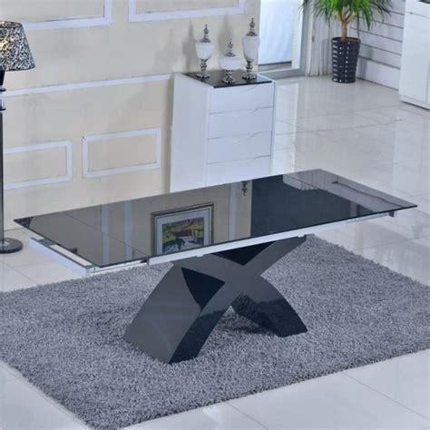bureau en verre pas cher table bureau pas cher reverba com
