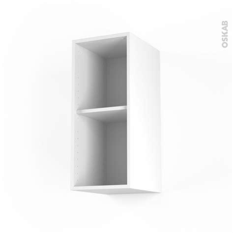 caisson cuisine 15 cm caisson haut n 15 meuble de cuisine l30 x h70 x p35 cm