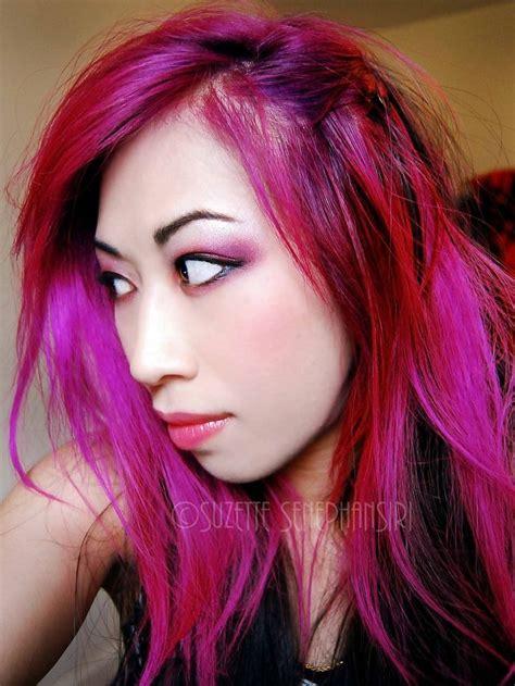 Pravana Magenta Hair Color Hair Magenta Hair Colors