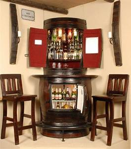 Items similar to Oakly Corner Liquor Cabinet with corner ...