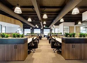 Open, Concept, Office, Blends, Natural, And, Industrial, Features