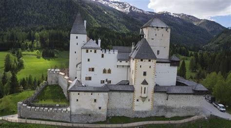 Burgen Im Salzburgerland  Auf Den Spuren Des Mittelalters
