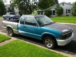 Find Used 1997 Chevrolet S10 Ls Extended Cab Pickup 2