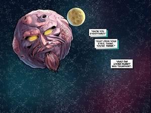 Thanos vs Ego the Living Planet - Battles - Comic Vine