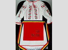 Costume populare pentru copii Atelier Bromania