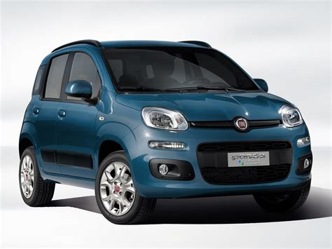 Fiat Automobile by Fiat Panda La Version Power Automobile