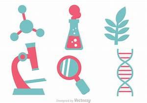 DNA Research Icon Vectors - Download Free Vector Art ...