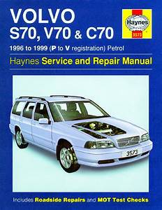Volvo S70  V70 And C70 1996